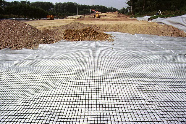 Geosynthetics Limited Tenax Geogrids