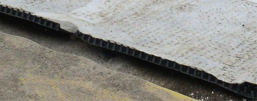 Geosynthetics Duodrain 174 Drainage Composite