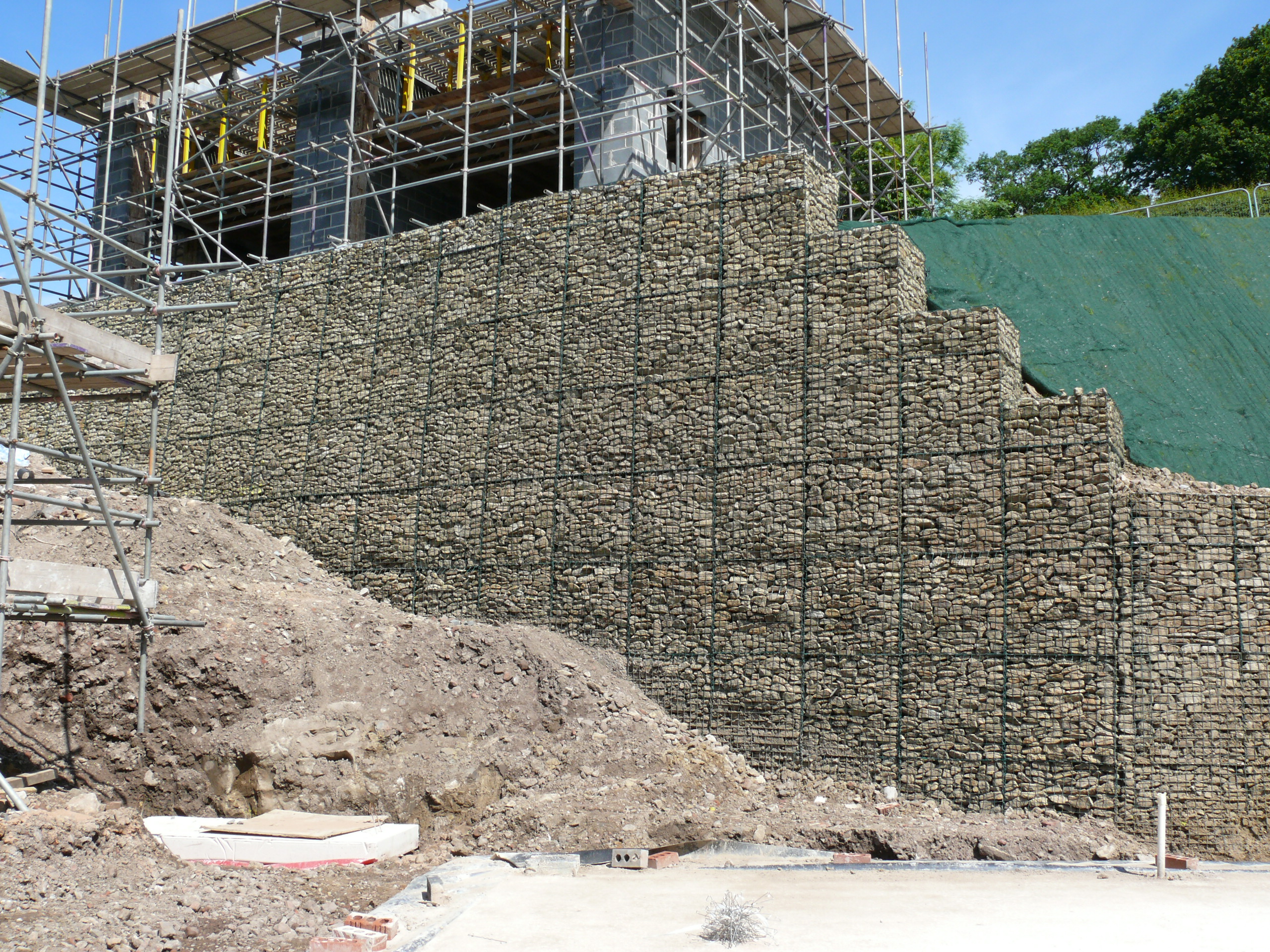 Reinforced Soil Slopes And Walls Geosynthetics