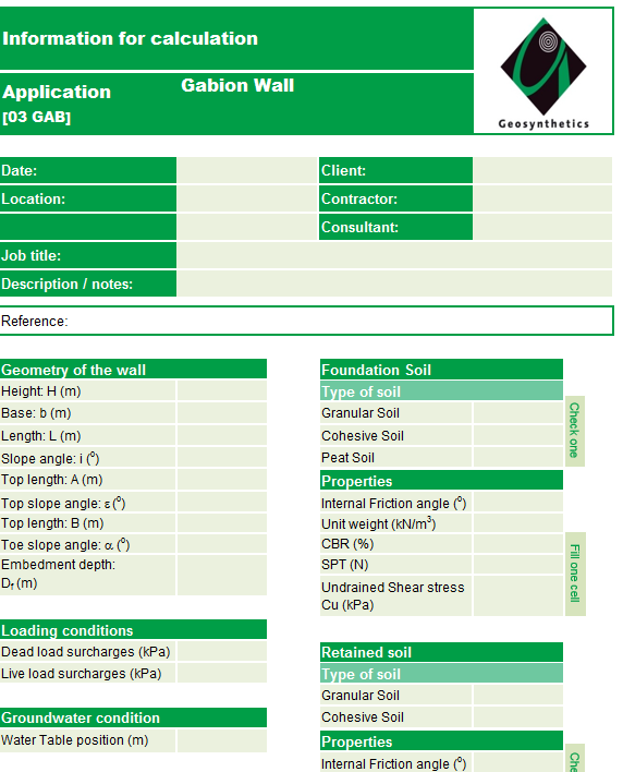Geosynthetics - General Information & Technical Advice Archives